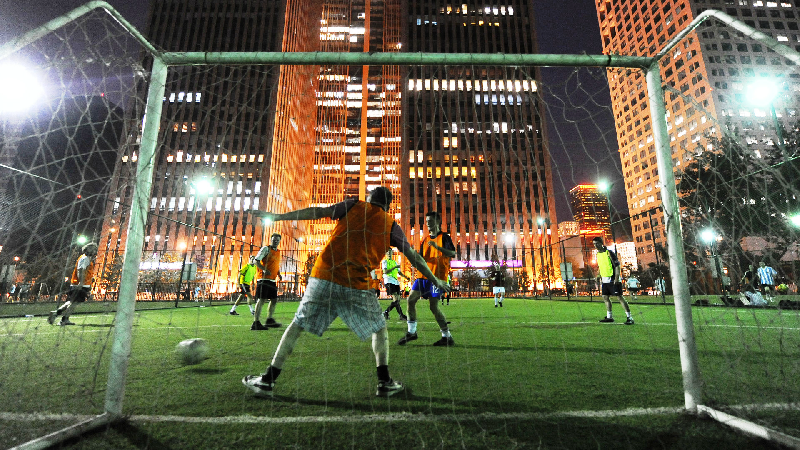 The History Of Soccer Nets
